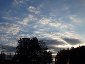 Web9日夕方の雲