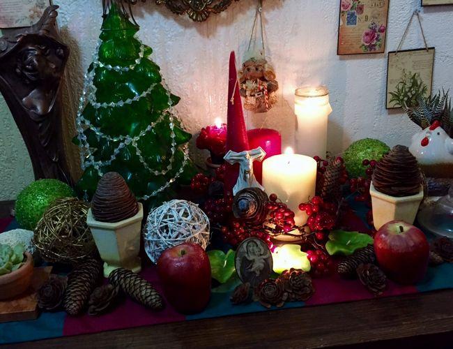 12,15クリスマスのお飾りjpg