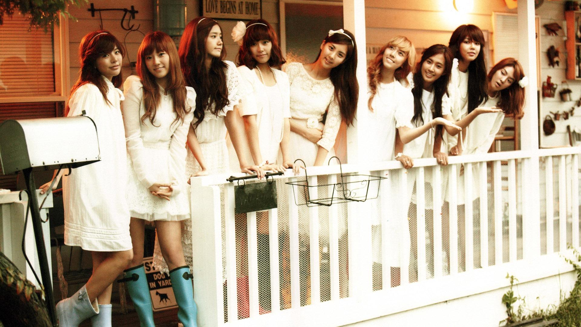 SNSD 少女時代 소녀시대 1st写真集 in Tokyo