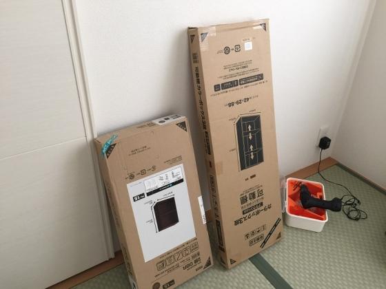 20160103001_買ってきたカラーボックス