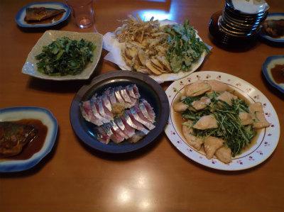 12.12夕食