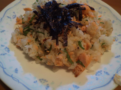 12.14鮭飯
