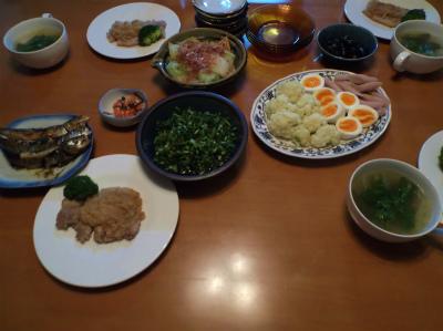 12.19夕食