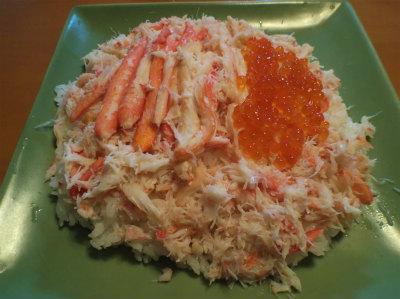 12.31カニ寿司