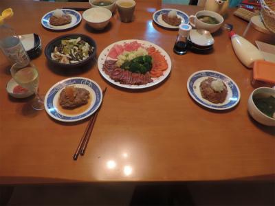 1.2夕食