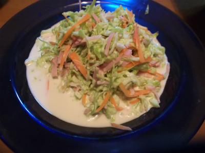 1.3コールスローサラダ