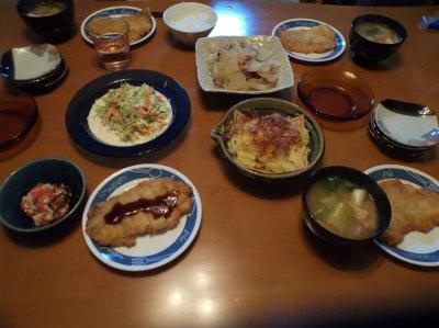 1.3夕食