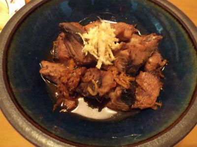 1.10カツオの生姜煮