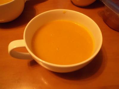 1.10カボチャのスープ