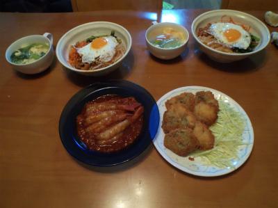 1.16夕食