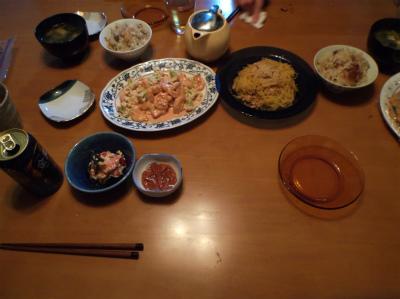 1.23夕食