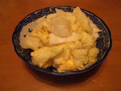 2.6白菜漬け