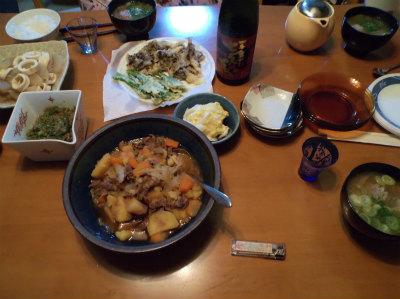 2.6夕食