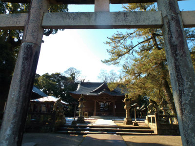 2.7松江神社