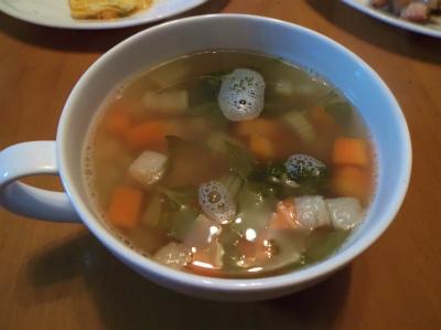 2.15白インゲン豆のスープ