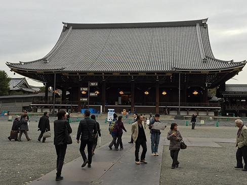 東本願寺・御影堂_H27.11.25撮影