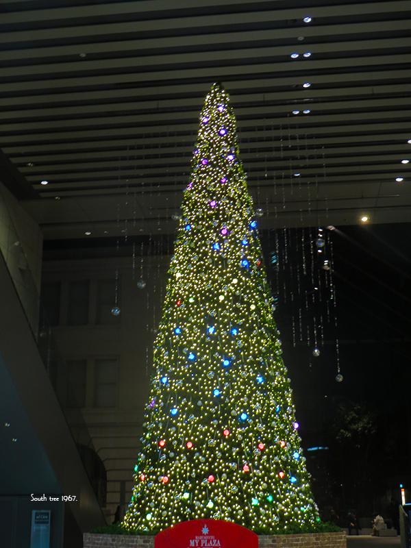 丸の内クリスマスツリーブログ用2