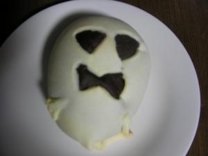 ハロウィンのパン ハリスブーツ 003