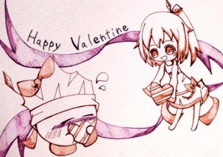 バレンタイン ミナノ 2