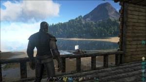 要塞から見た景観