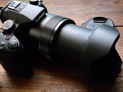 LUMIX「DMC-FZ1000」