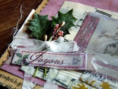みこさん親子からのクリスマス便