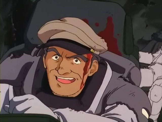 ゴメス艦長