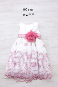 013女ドレス100