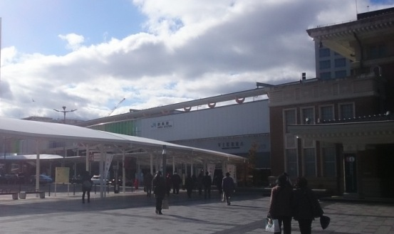 JR奈良駅旧駅舎03