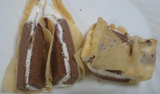 チョコバーなクレープケーキ03