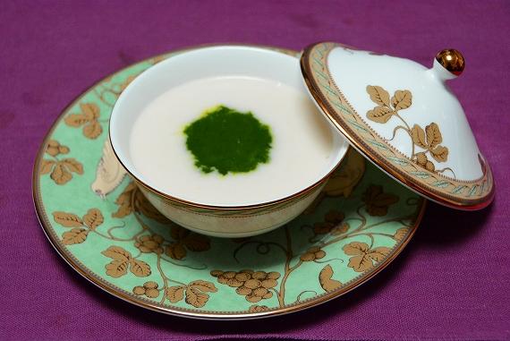 雉スープ20160111
