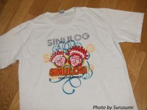 シヌログTシャツ
