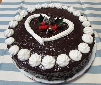 今日のケーキ