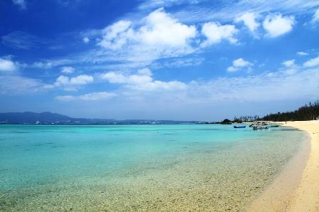 沖縄 常夏のイメージ