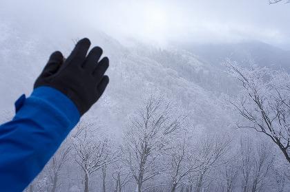 07美しい樹氷とえだこの手