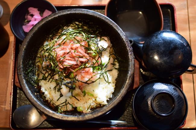 海鮮石焼丼