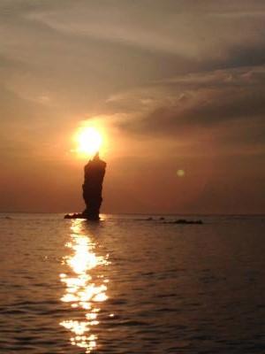 ローソク島