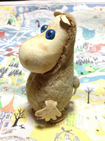 アトリエ・ファウニのムーミン人形