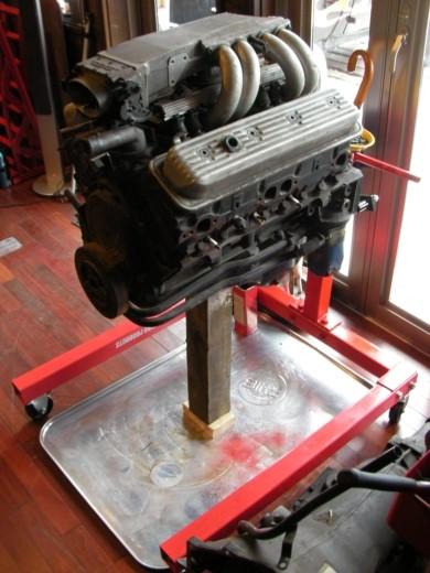 シボレー350 TPIエンジン (8)