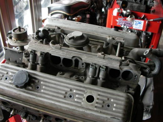 シボレー350 TPIエンジン (12)