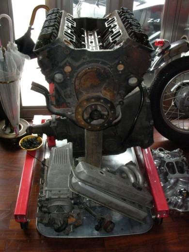 シボレー350 TPIエンジン (21)