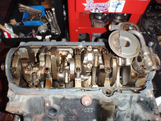 シボレー350 TPIエンジン (32)