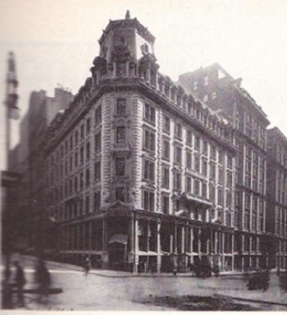 モルガン商会1913年