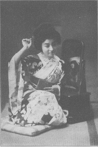 日本芸者1