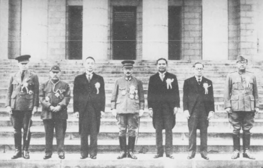 大東亜会議1