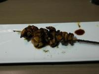 ウナキモ串焼き160101
