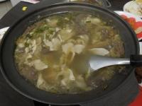 酸菜白肉鍋160105