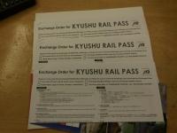JR KYUSHU PASS160107