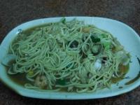 海鮮炒麵160121