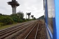 金崙駅を振り返る160122